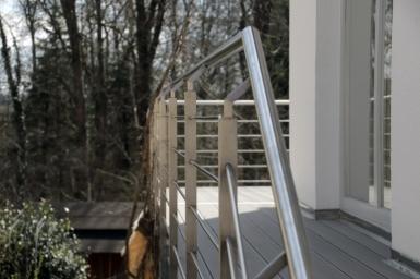 Balkonhandlauf
