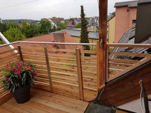 Balkon FFB Anbau