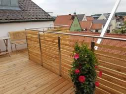 Balkon FFB Geländer