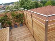 Balkon FFB Handlauf