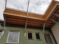 Balkon FFB Konstruktion